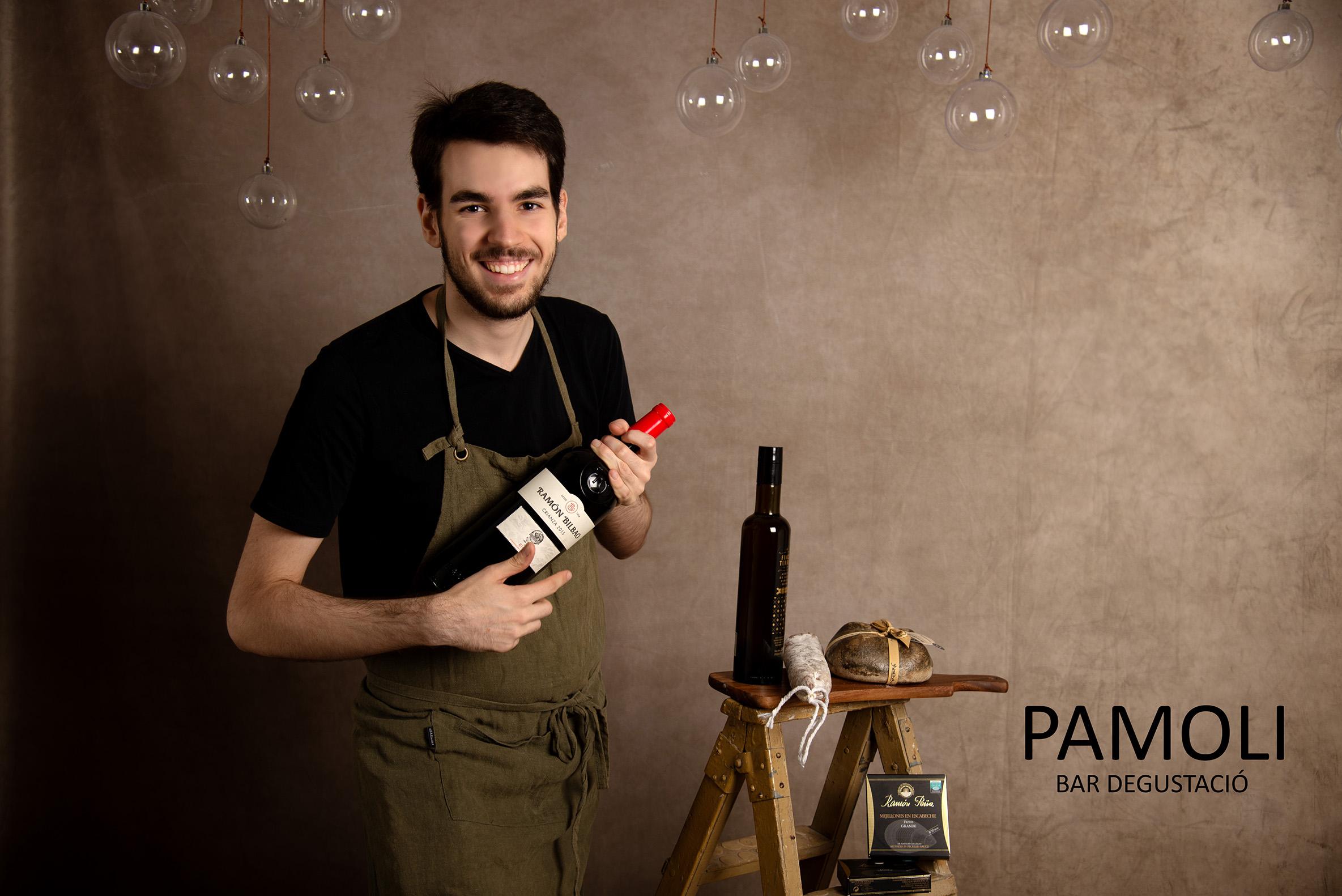 Pamoli Bar Degustació