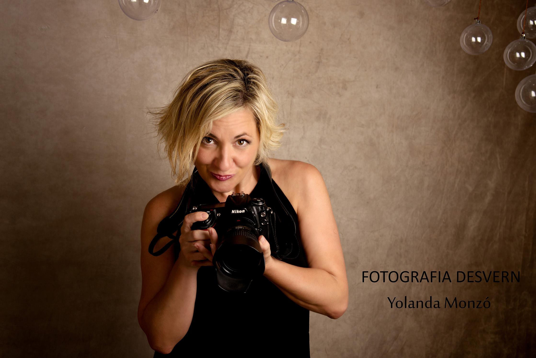 Fotografia Desvern: Yolanda Monzó
