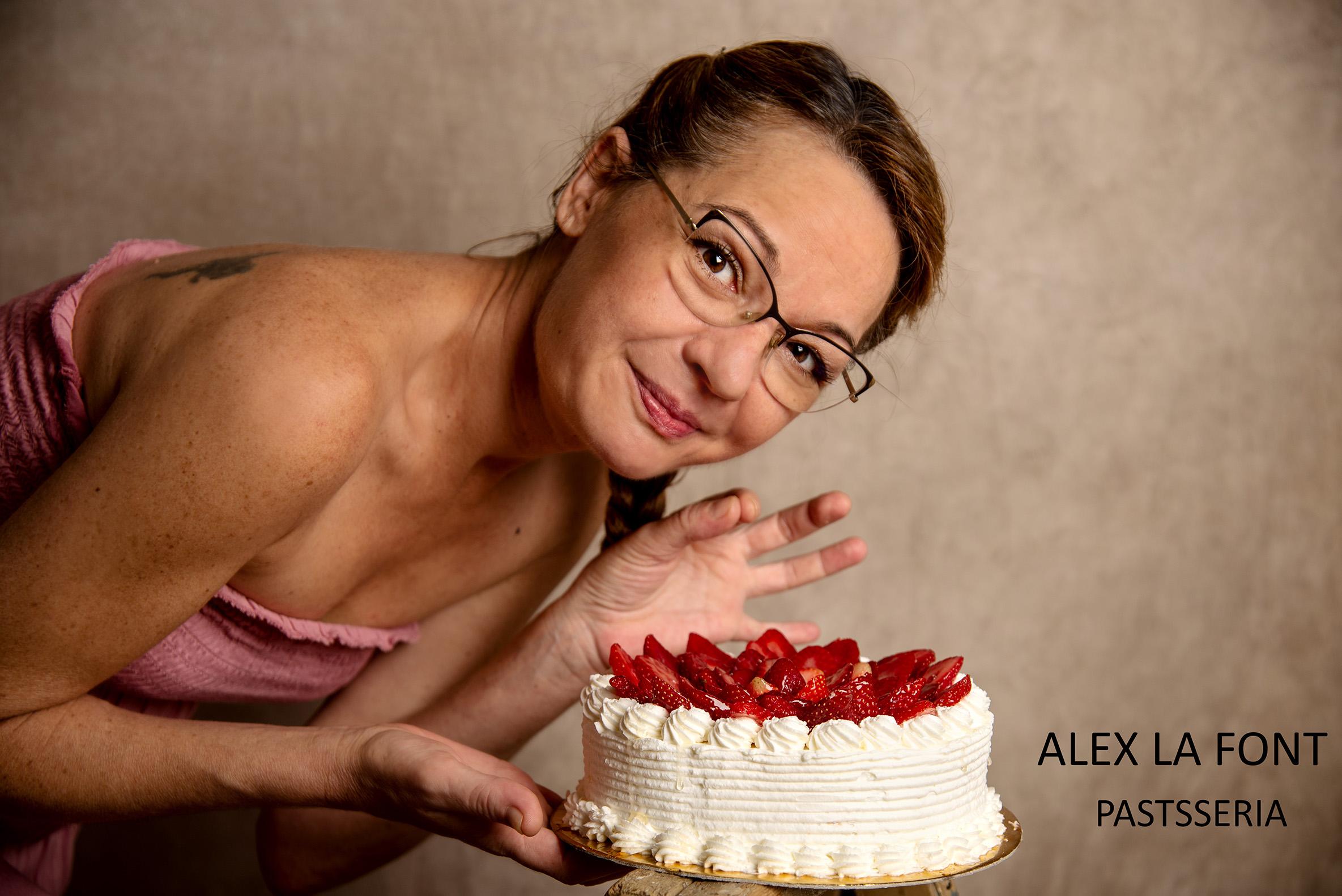 Alex La Font: Pastisseria