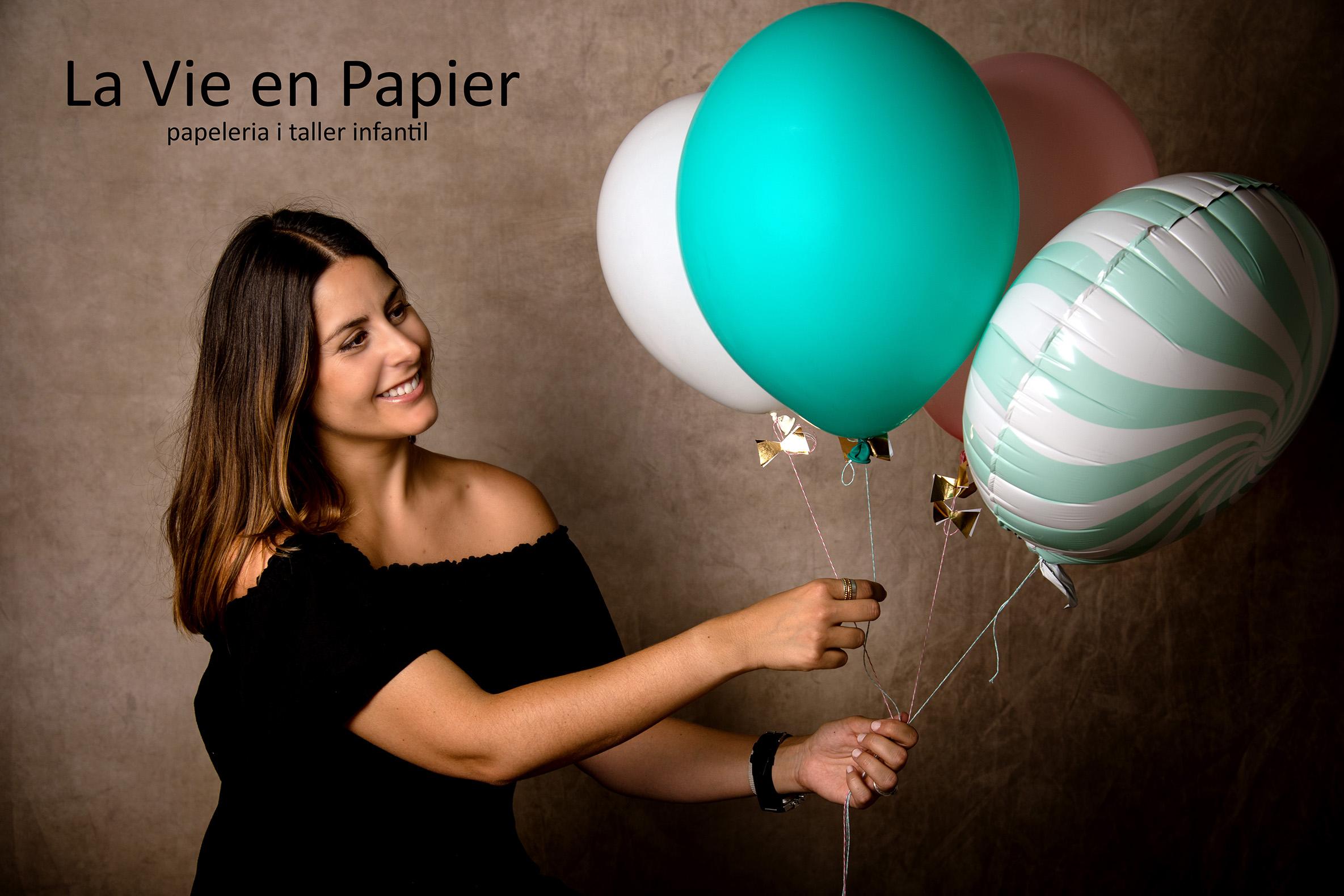 La Vie en Papier: papeleria i taller infantil