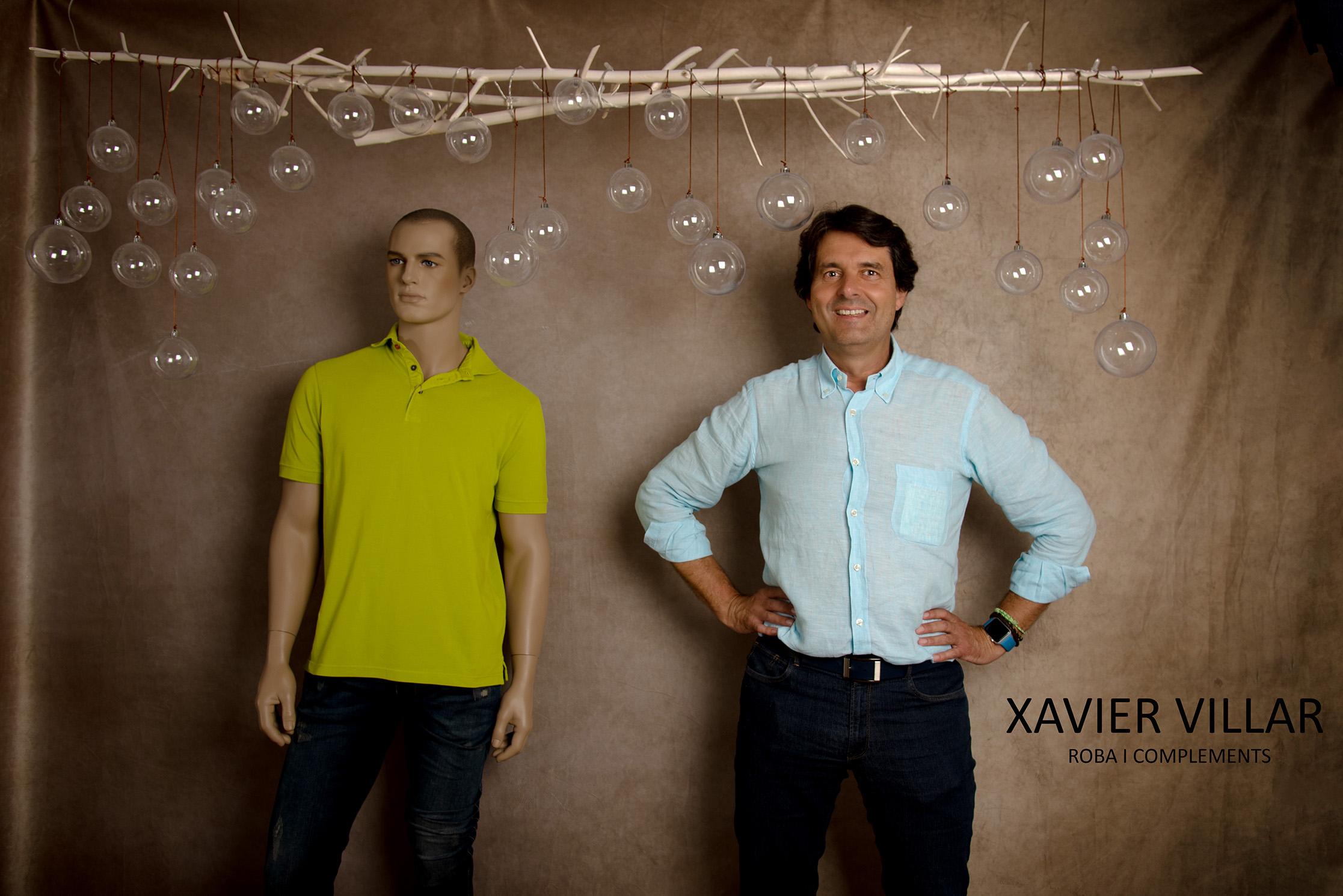 Xavier Villar: Roba i ccomplements